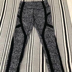 NWOT Lululemon Speed Times 7/8 leggings